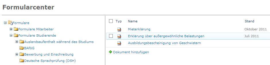 SharePoint_Dokumentenbibliothek_mit_Treeview