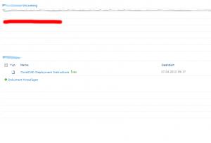 Ausgebendete Webpartfehler Version 1